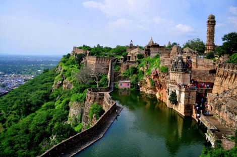 chittorgarh-india